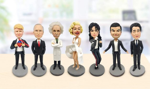Personalized Bobblehead Figurines