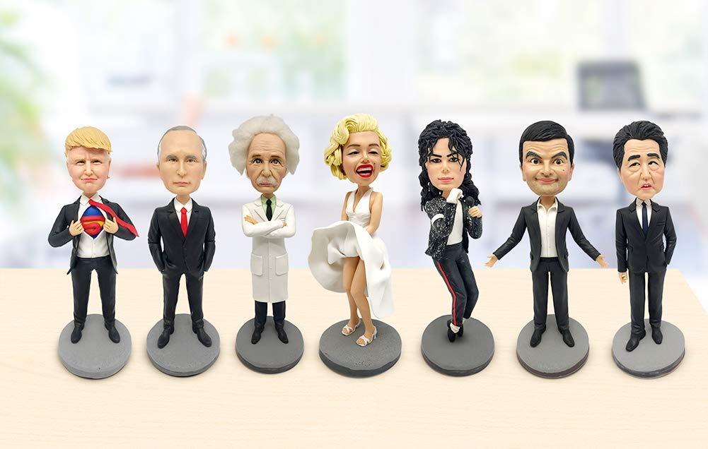 Personalized Bobblehead Figurines